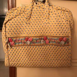 "Vera Bradley Hanging Garment Bag ""Elizabeth"""